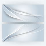 set chrome string concept background Stock Photography