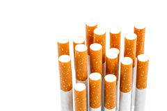 Set of cigarettes Royalty Free Stock Image