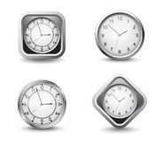Set of clock Stock Images