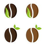 Coffee 2. A set of coffee icons Stock Images