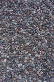 Set of colored stones of different sizes royalty free stock photo
