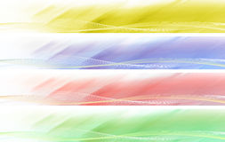 Set colorful banner Royalty Free Stock Photos