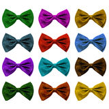 A set of colorful butterflies Tie Stock Photos