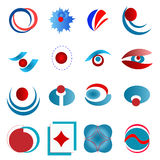 Abstract design elements Royalty Free Stock Photo