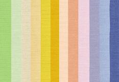 Set of colorful polyester fabric, texture background. Set of colorful polyester fabric, texture Stock Photo