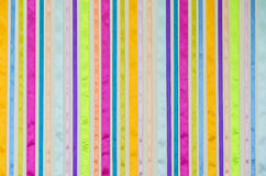 Set of colorful ribbons Royalty Free Stock Images