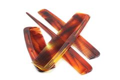 Set of combs Royalty Free Stock Photography
