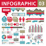 Infographic Elements 03 Royalty Free Stock Photography