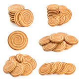 Set of cookies Stock Photography