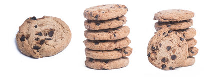 Set of cookies Stock Photos