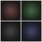 Set corduroy color background, fabric texture Royalty Free Stock Photos