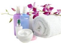Set of cosmetics Stock Photo