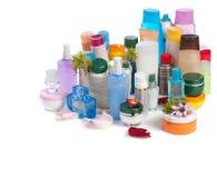 Set of cosmetics Stock Photos