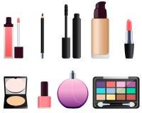 Set cosmetics Stock Photo