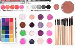 The set of cosmetics. Stock Photo