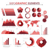 Set of Creative Infographic Elements. Stock Image