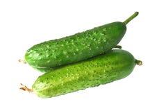 Set cucumber Stock Images