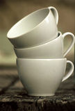 Set of cups Royalty Free Stock Photography