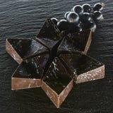Set czekoladowy candie, Obraz Stock