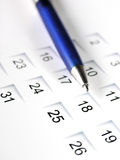 Set a date 3 Stock Images