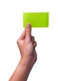 Set der Handholding Lizenzfreies Stockfoto