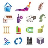 Set of design elements. Vector Illustration forgesign and more stock illustration