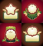 Set of design elements. Royalty Free Stock Photography