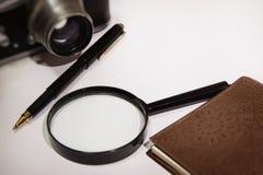 Set Detective Stock Images