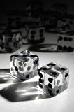 Set of Dice Stock Photo