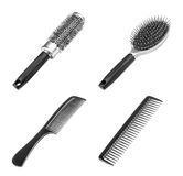 Set of different combs, Stock Images