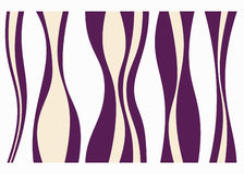 Set of different curved lines. Stock Images