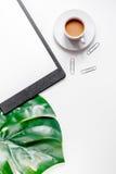 Set dla strategii biznesowej na stołowej tło odgórnego widoku przestrzeni dla tekst przestrzeni dla teksta Zdjęcie Royalty Free