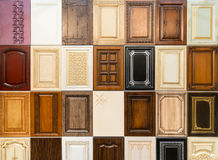Set of doors Royalty Free Stock Photography
