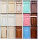 Set of doors Stock Photo