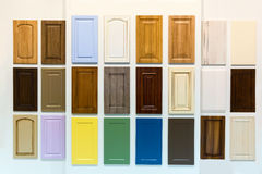 Set of doors Stock Image