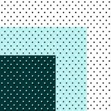 Set of dots. Dots abstract background. Geometric abstraction royalty free illustration