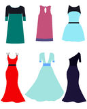 Set dress Royalty Free Stock Images