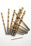 Set of drill Royalty Free Stock Photos