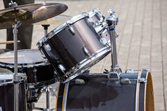 Set of drums Royalty Free Stock Image