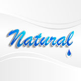 Set  Eco logos, design template elements, natural icon,. Organic icon Stock Images