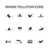 Set of ecology icons elements Stock Photo