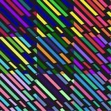 Striped Seamless Patterns Collection Royalty Free Stock Image
