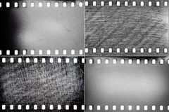 Set ekranowe tekstury zdjęcia stock