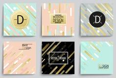 Set of elegant banner templates. vector illustration