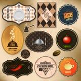 Set elementy Zdjęcia Royalty Free