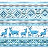 Set Etniczny wakacyjny ornamentu wzór w różnych kolorach Zdjęcie Stock