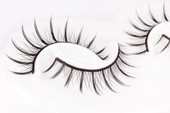 Set of eyelashes Royalty Free Stock Photography