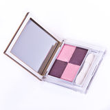 Set of eyeshadows Stock Images