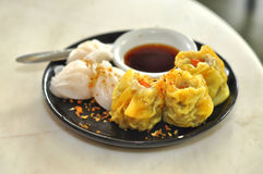 Set för mat för Tim summa kinesisk Royaltyfria Foton