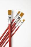 Set farby muśnięcie Fotografia Royalty Free